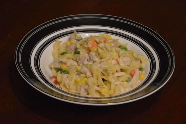 Chicken Noodle Skillet