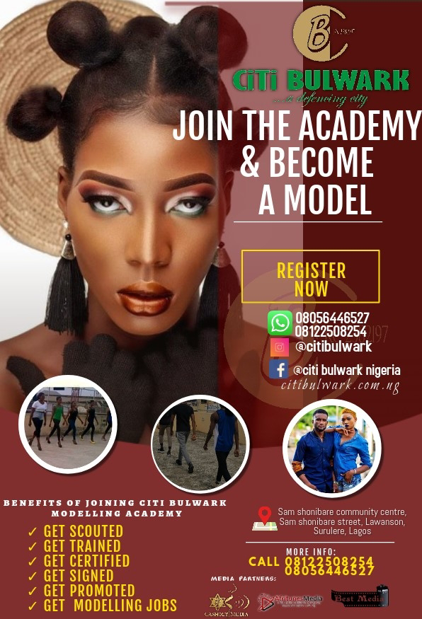 Be the Next World Best Pro Model... REGISTER NOW!!! - Citibulwark Modeling Academy