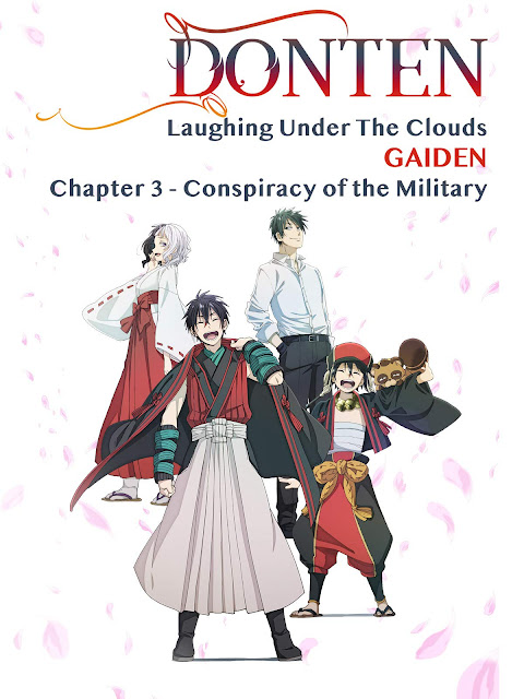 Donten: Laughing Under the Clouds – Gaiden: Chapter 3 – Conspiracy of the Military