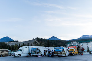 SNKCR 2015 Day 2 - Golden To Lake Louise - Geoff Gabriel