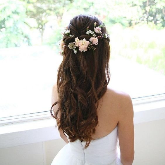 Best Amazing Wedding Hairstyles For 2018 ! 3
