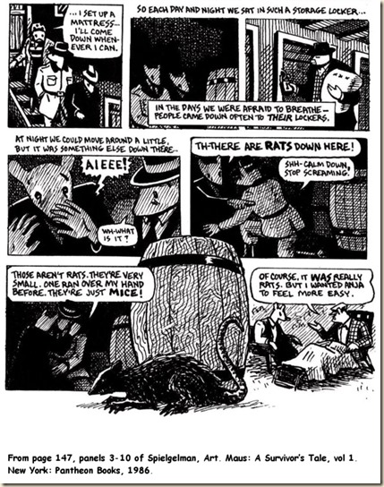 "Pirates & Revolutionaries: Art Spiegelman, ""Why Mice?"" in MetaMaus"