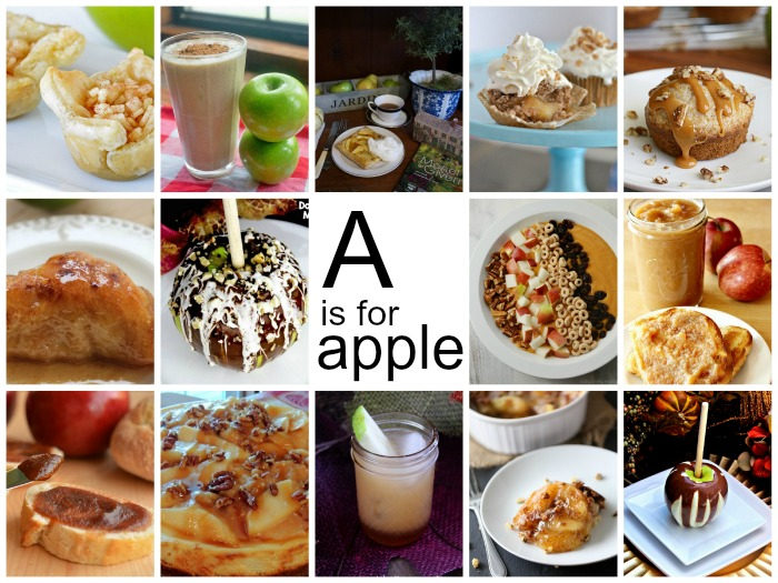 14 delicious apple recipes
