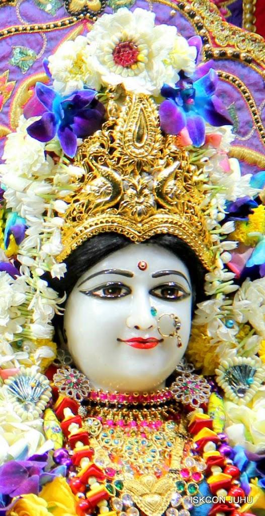 ISKCON Juhu Sringar Deity Darshan 29 Jan 2016 (14)