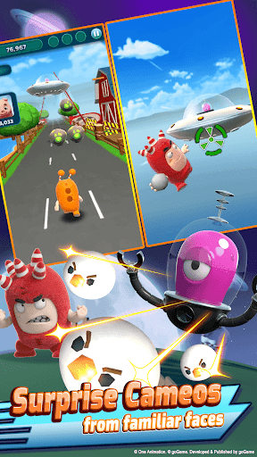 Oddbods Turbo Run 1.7.0 screenshots 6