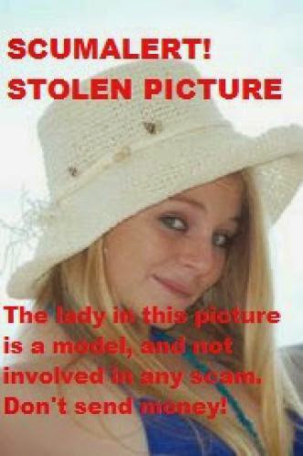 Marymason885yahoo Com West African Scammer Using Stolen Picture