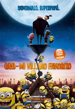 Gru, mi villano favorito - Despicable Me (2010)