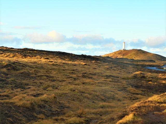 Reykjanes lighthouse - Iceland