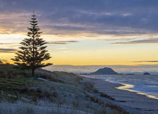 Mount Maunganui Sunset