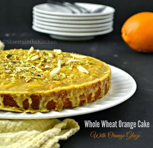 10 Best Whole Wheat Orange Cake Recipes