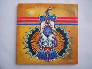 Peyote Woman Image