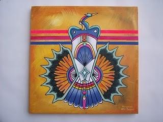 Peyote Woman Image