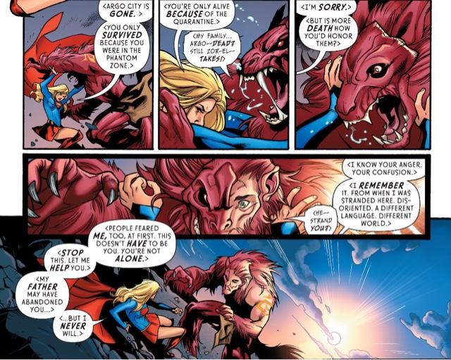 Rebirth #1 spoilers - Page 3 - BatmanWonderWoman com