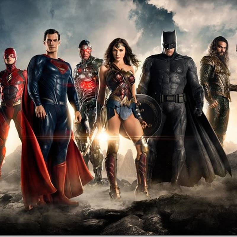 Justice League (2017): los superhéroes de DC