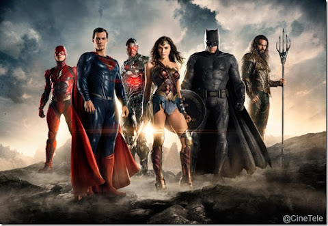 Justice League (2017): los superhéroes de DC