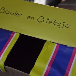 Afscheid Bouke en Grietsje 7 nov. 2015