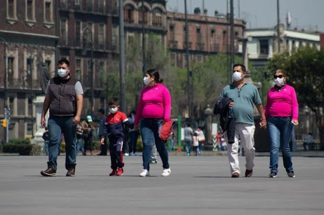 Disminuye el contagio de Coronavirus en Jalisco