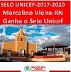 Marcelino Vieira/RN é uma das cidades certificadas com Selo Unicef por garantias aos direitos de crianças e adolescentes