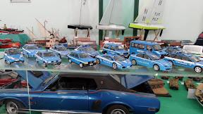 1:43 Italian Police Car Collection - Polizia