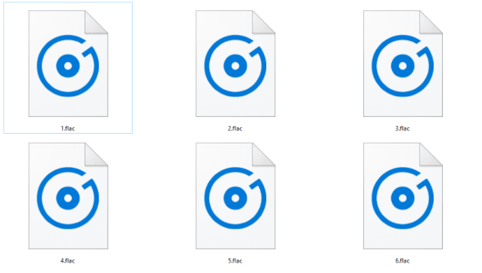 Some FLAC audio files may be corrupted by a Windows 10 problem
