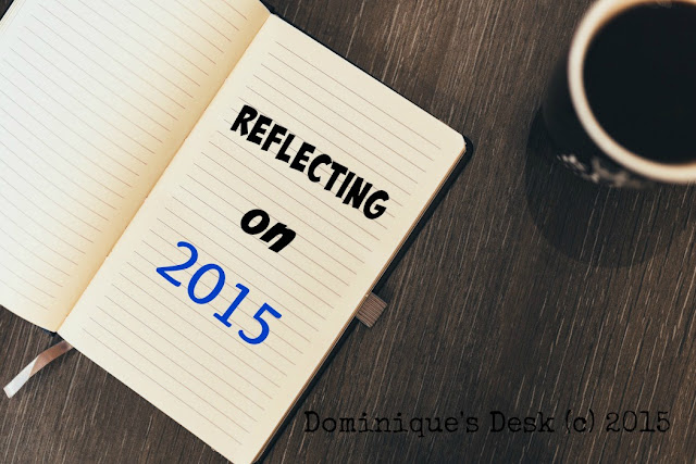 Reflecting on 2015