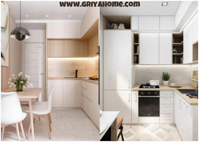 Desain Kitchen Set Minimalis Kelima