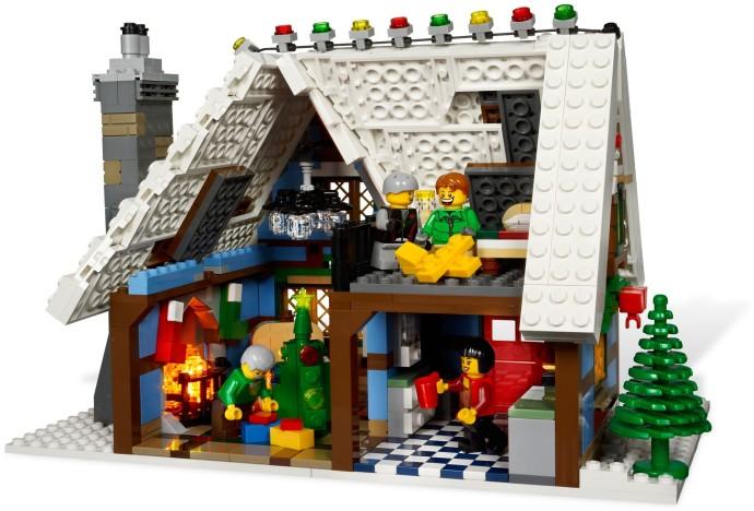 10229 レゴ ウィンタービレッジ コテージ