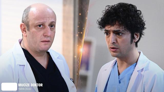 Doctorul minune, episoadele 21-35 rezumat