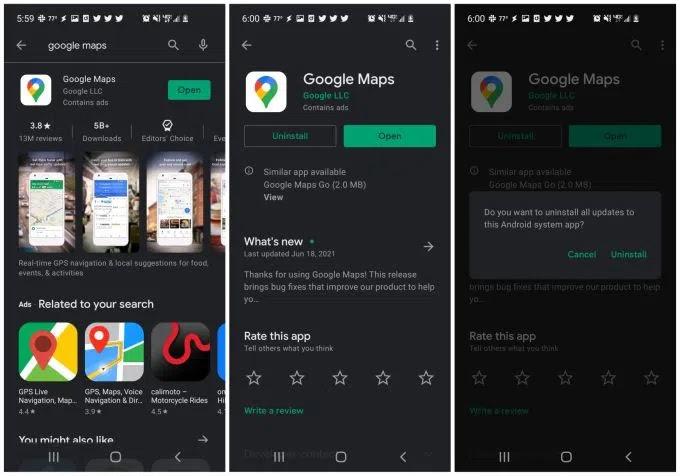 7 طرق لإصلاح مشكلة تطبيق خرائط جوجل لا يعمل