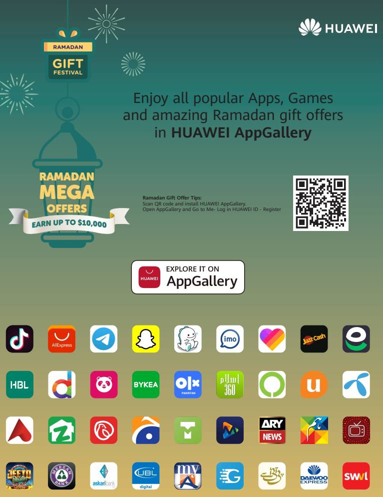 HUAWEI AppGallery is getting Bigger and Better Everyday – Introducing New Apps