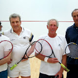 2011 State 60's Doubles: Champions - Malcolm Davidson & Tom Poor; Finalists - Lenny Bernheimer & John Brazilian