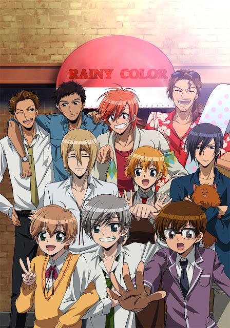 Rainy Cocoa, Welcome to Rainy Color