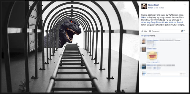Concurso fotográfico de Nikon en Singapur es ganado por una imagen manipulada con Photoshop