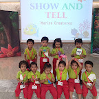 Show And Tell Activity by Playgroup Afternoon Section at Witty World, Chikoowadi(2018-19)