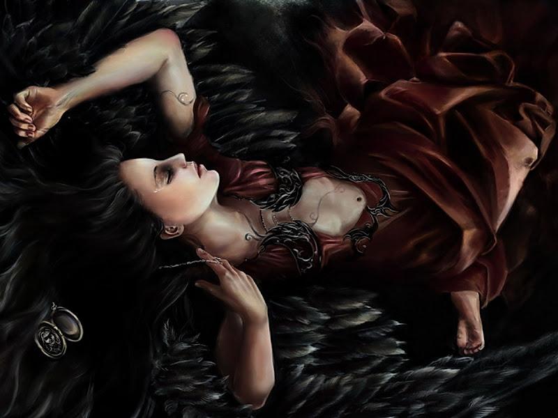 Black Dreams Of A Princess, Gothic