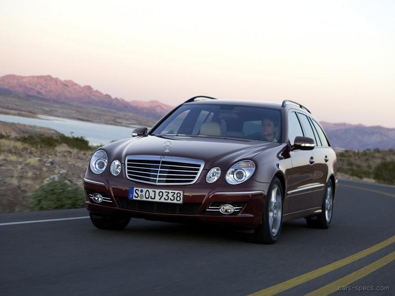 2006 Mercedes-Benz E-Class Wagon Specifications, Pictures ...