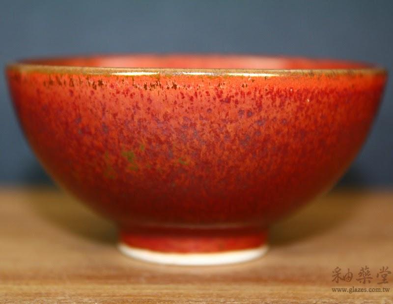 IR-04-鐵紅釉