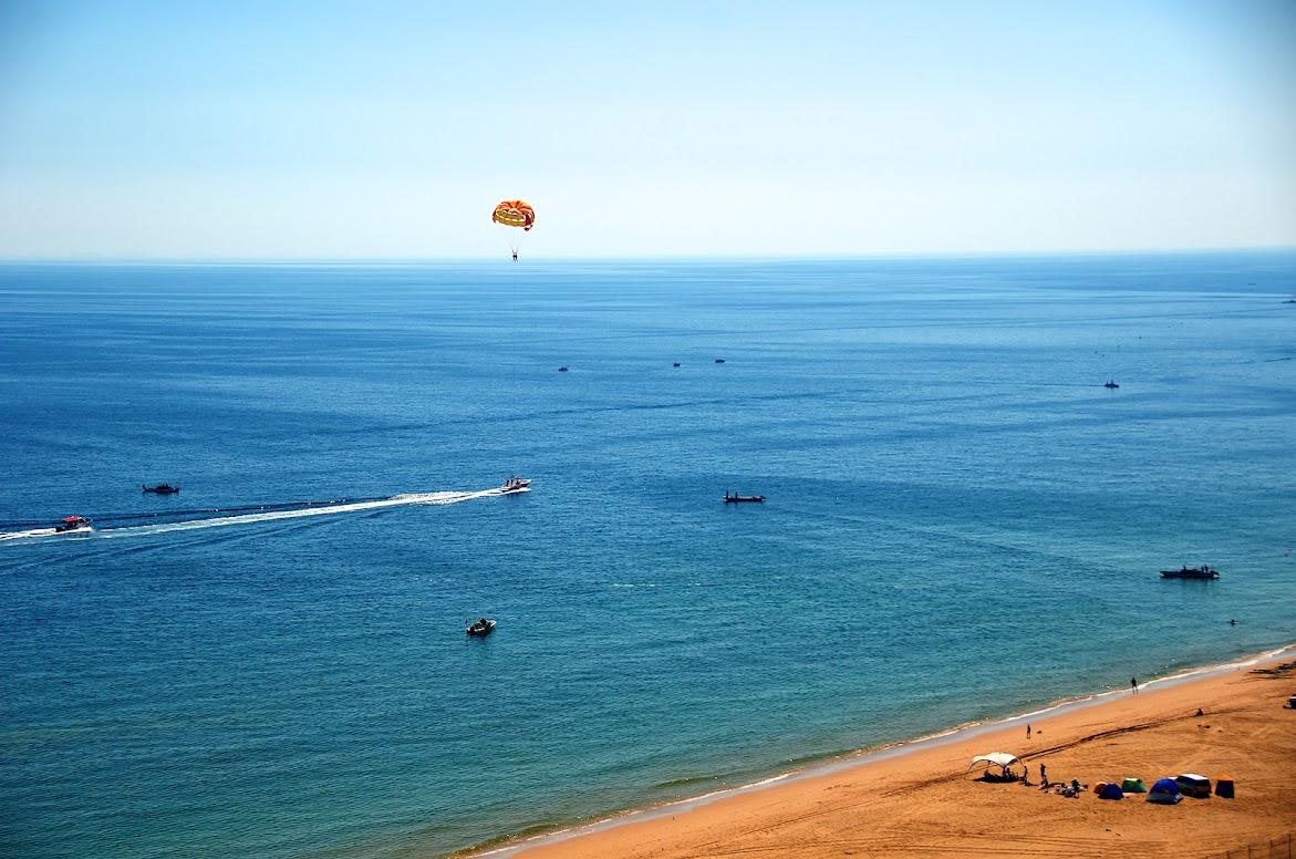 Al Aqah Beach, Fujairah