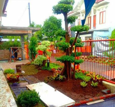 Tukang taman surabaya 3 Unsur - Unsur Taman