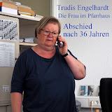 Die Frau im Pfarrhaus -Abschied nach 36 Jahren