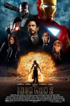 Baixar Filme Homem de Ferro 2 (2010) Dublado Torrent Grátis