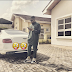 Poverty ABI You still Deyyyyyy: Rapper, Olamide shows Levels, Flaunts his Bentley [Photo]
