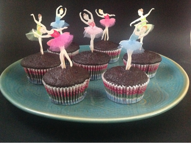 nigella's chocolate cupcakes
