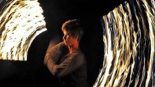 1. Tűzzsonglőr - Bárdudvarnok Falunap 2015