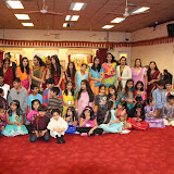 Shree Hindu Temple ( Leicester ) School Party 9 December 2012