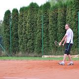 Tenisový turnaj Rudice 23/24.8.2008 - 1. část