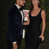 OIC - ENTSIMAGES.COM - Louis Smith and Lucy Mecklenburgh at the  Daily Mirror Pride of Sport Awards  London 25th November 2015 Photo Mobis Photos/OIC 0203 174 1069