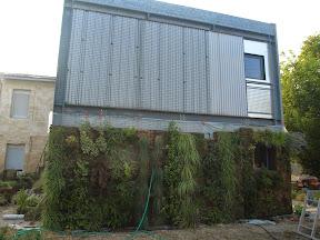 Maison d'architecte à bordeaux juillet 2013