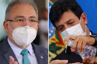 Bolsonaristas atacam Queiroga, novo ministro da Saúde