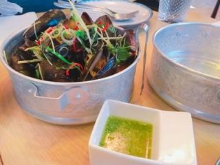 Kiin Toronto mussels